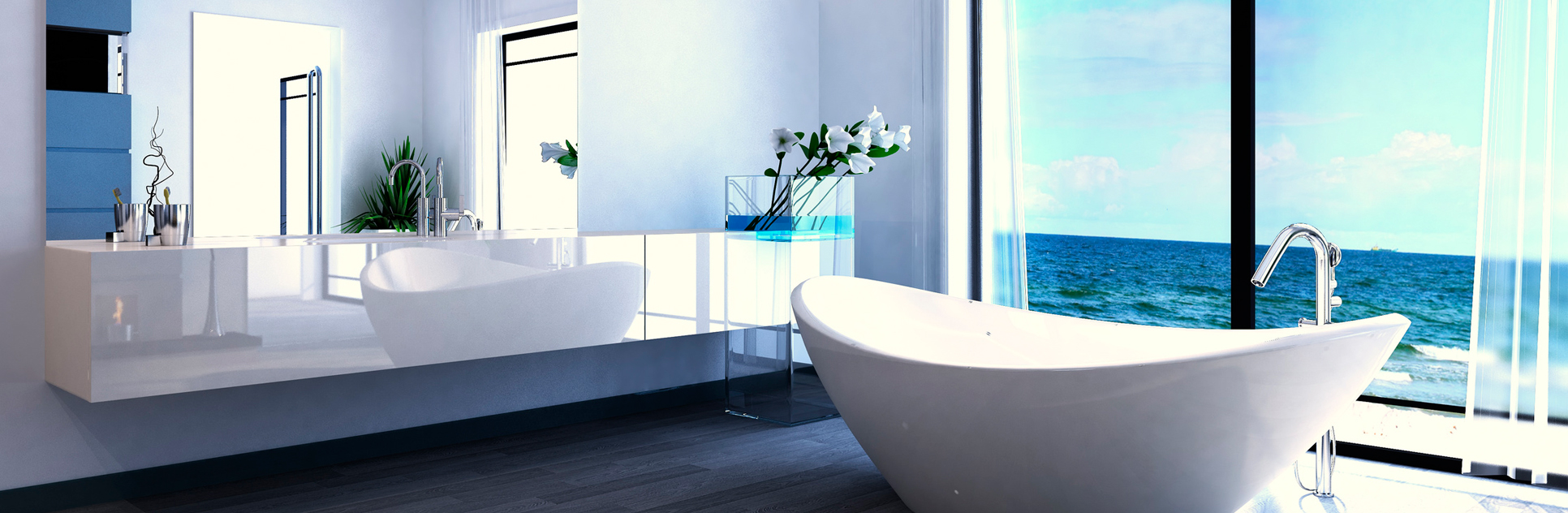 Rénovation salle de bain entreprise de travaux