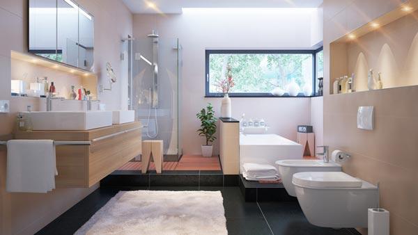 Rénovation de salle de bain Grenoble Isère