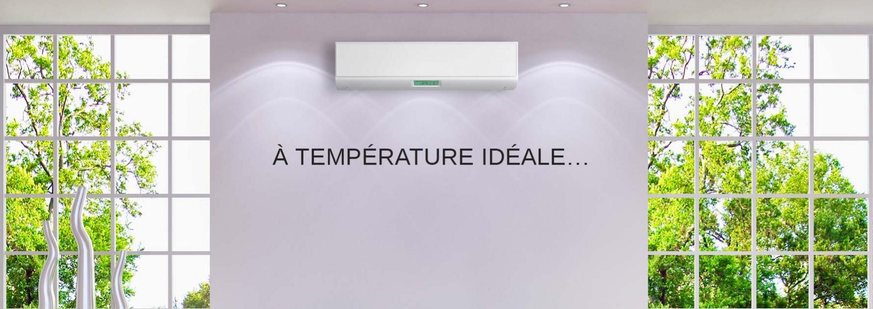 pose climatisation, chauffage et pompe à chaleur Grenoble