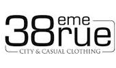Logo 38eme rue