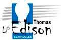 Logo lycée professionnel Edison