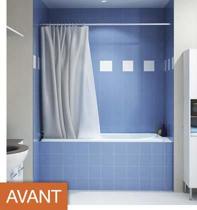 remplacement baignoire douche serenite kinemagic grenoble isère