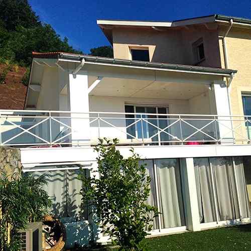 Rénovation des extérieurs d'une maison