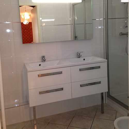 travaux de rénovation salle de bain Grenoble