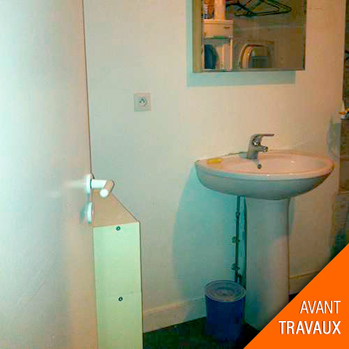 travaux de rénovation de salle de bain Grenoble